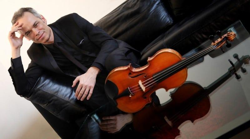 Benjamin Schmid (Violine) (© Foto: Corregida)