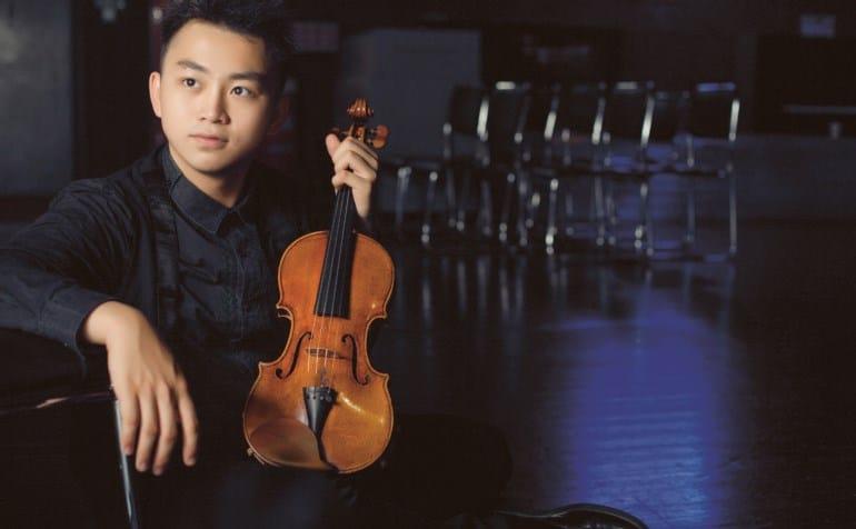 Ziyu He (Violine und Viola)