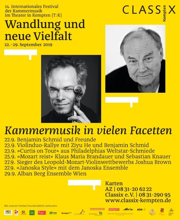 CLASSIX Kempten 2019 Poster