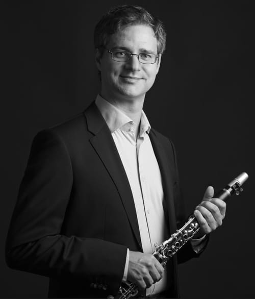 Alexander Neubauer, Klarinette
