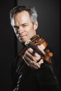 Benjamin Schmid, Violine