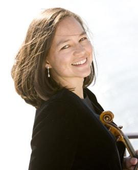 Elissa Lee Koljonen (Violine) (&copy Foto: J. Henry Fair)