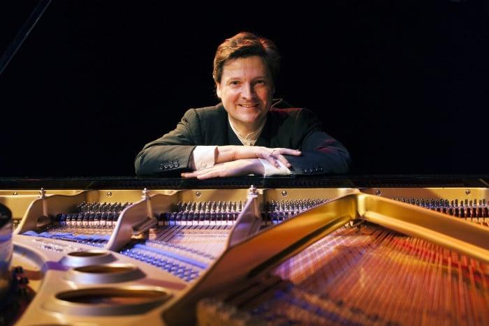 Christoph Soldan (Klavier) (© Foto: zVg)