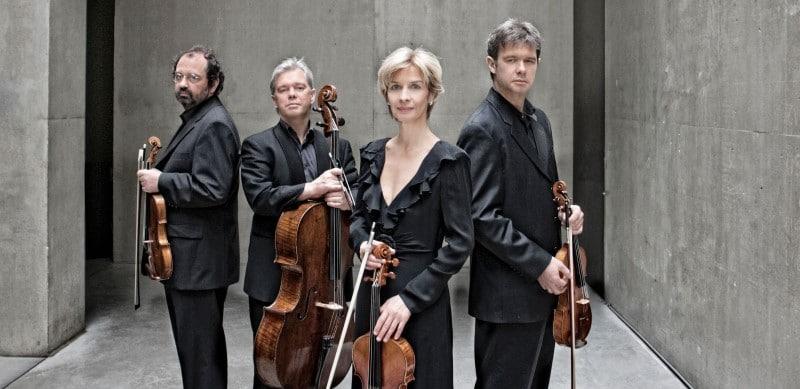 Hagen Quartett (© Foto: Harald Hoffmann)