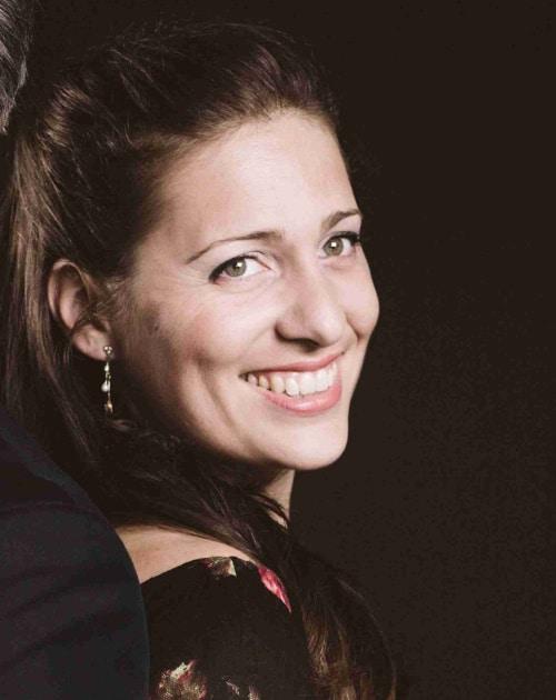 Ariane Haering, Klavier