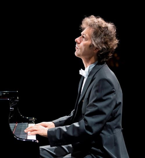 Bernd Glemser, Klavier (© Foto: Werner Kmetitsch)