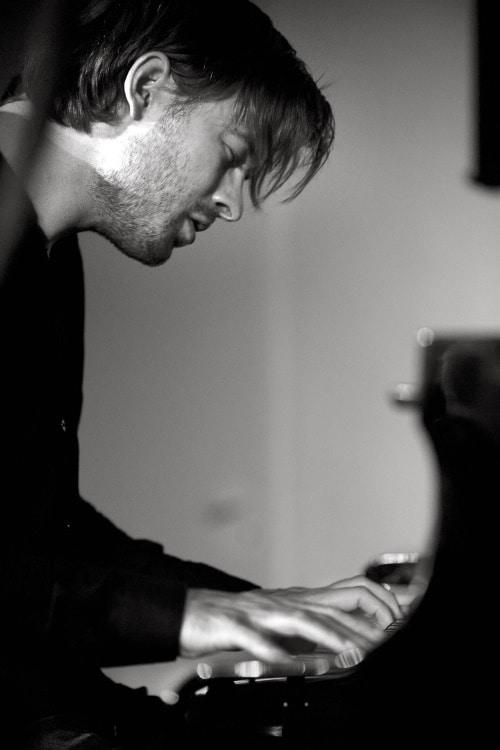 Colin Vallon, Klavier (© Foto: Petra Cvelbar)