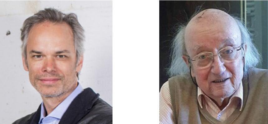 Benjamin Schmid und Dr. Franz Tröger