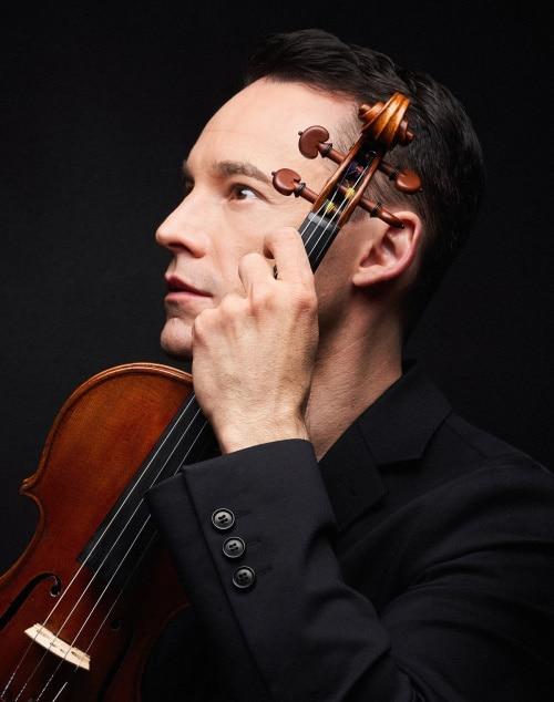 Linus Roth (© Foto: Kaupo Kikkas)