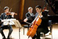 Trio Opus 8, Klaviertrio