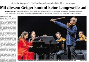 Allgäuer Zeitung, 21.09.2021