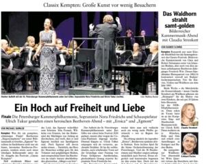 Allgäuer Zeitung, 28.09.2021