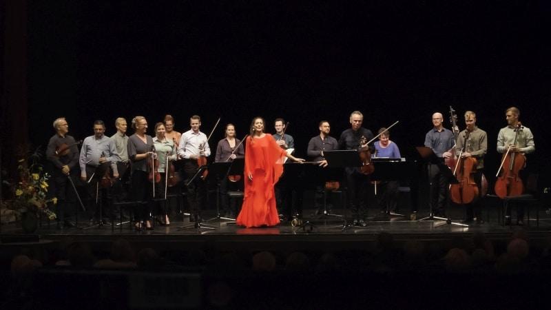 Konzert Samstag, 19.09.2020 – Ambitionierter Serenadenton (© Foto: Freundeskreis Classix-Konzerte e.V.)