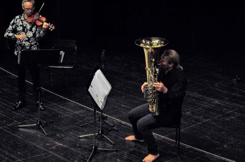 Konzert Sonntag, 19.09.2021 – Stradihumpa – hoch versus tief (© Foto: Freundeskreis Classix-Konzerte e.V.)