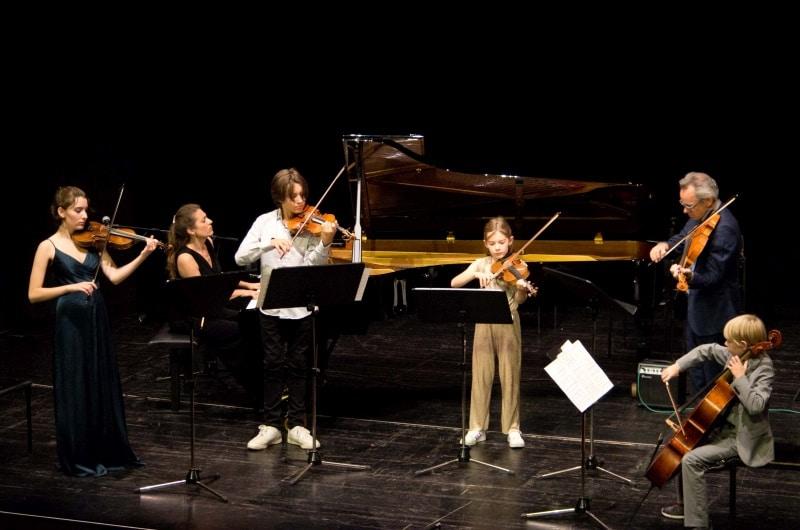 Konzert Sonntag, 19.09.2021 – Familienbande (© Foto: Freundeskreis Classix-Konzerte e.V.)