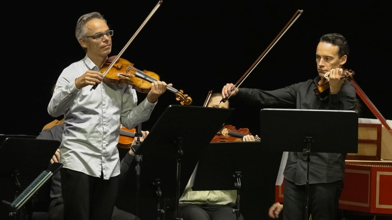 Konzert Sonntag, 19.09.2021 – Violinissimo (© Foto: Freundeskreis Classix-Konzerte e.V.)