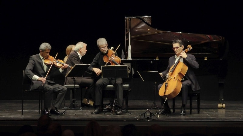 Konzert Samstag, 25.09.2021 – Round about Schumann (© Foto: Freundeskreis Classix-Konzerte e.V.)
